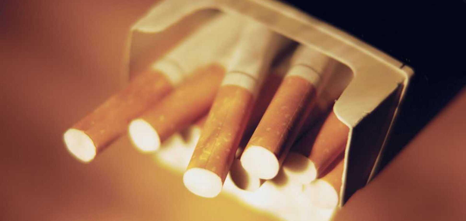 Ціна на сигарети