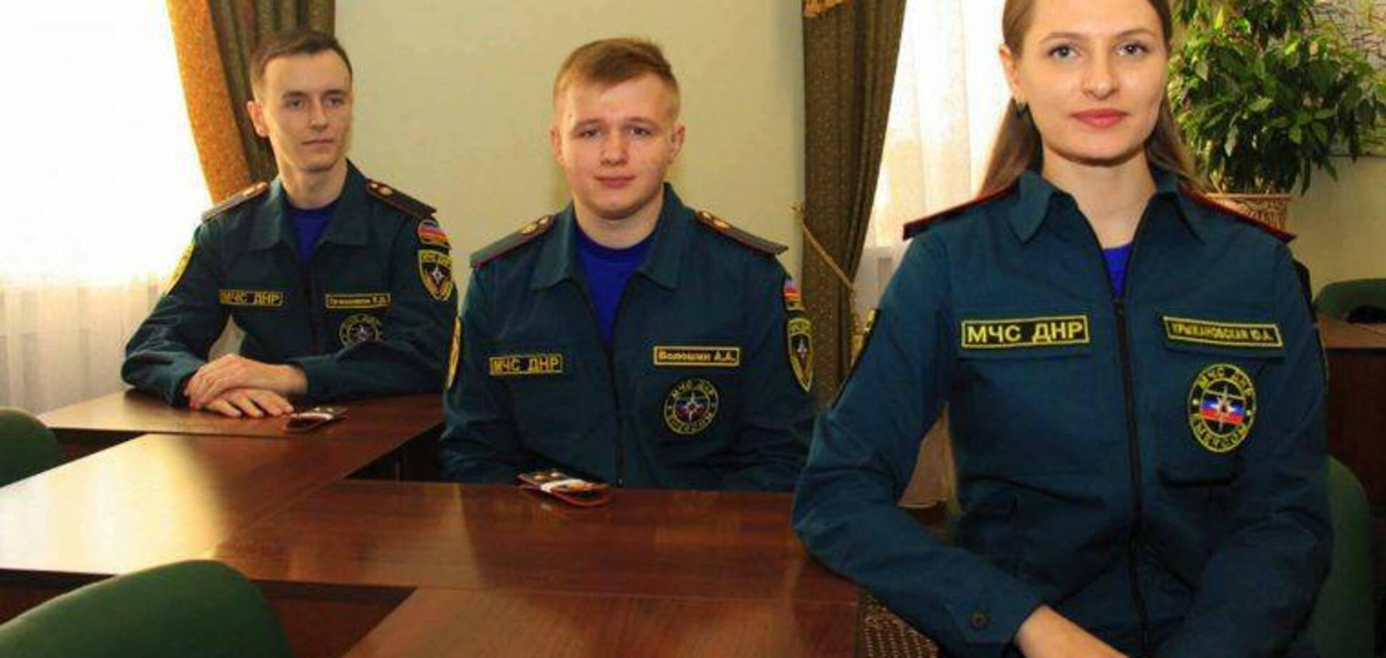 Поїхали в 'ДНР': у мережі показали курсантів-зрадників із харківського ВНЗ