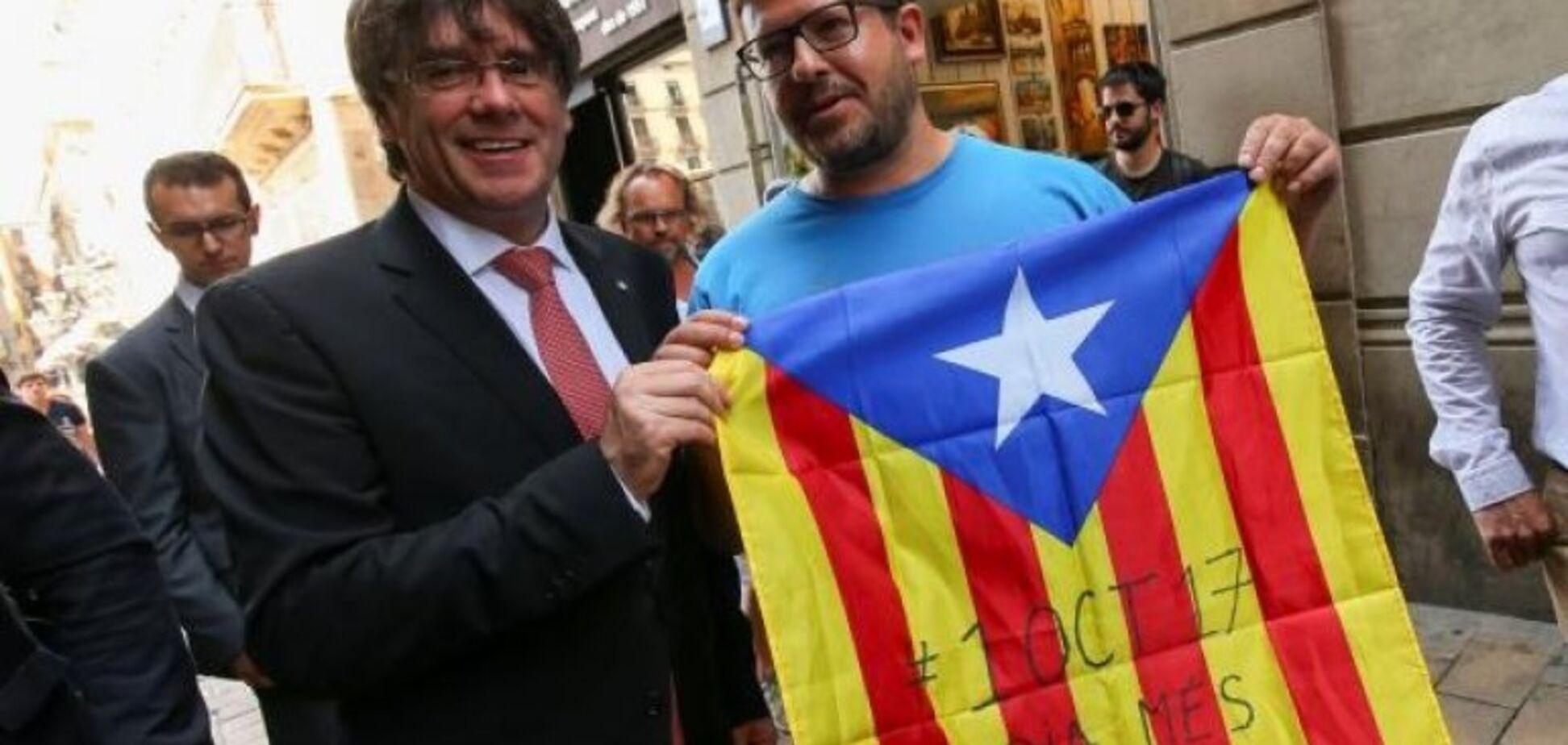В ЕС суд поставил точку в деле каталонских сепаратистов