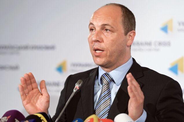Парубий сказал, как вгосударстве Украина готовили «российскую агентуру» под исторических реконструкций
