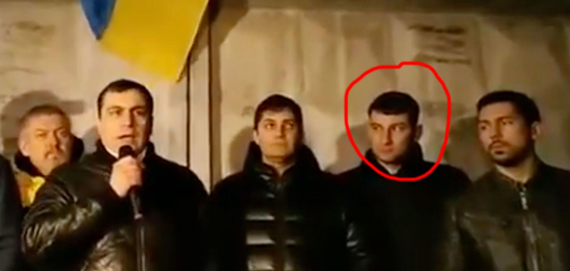 Северион Дангадзе