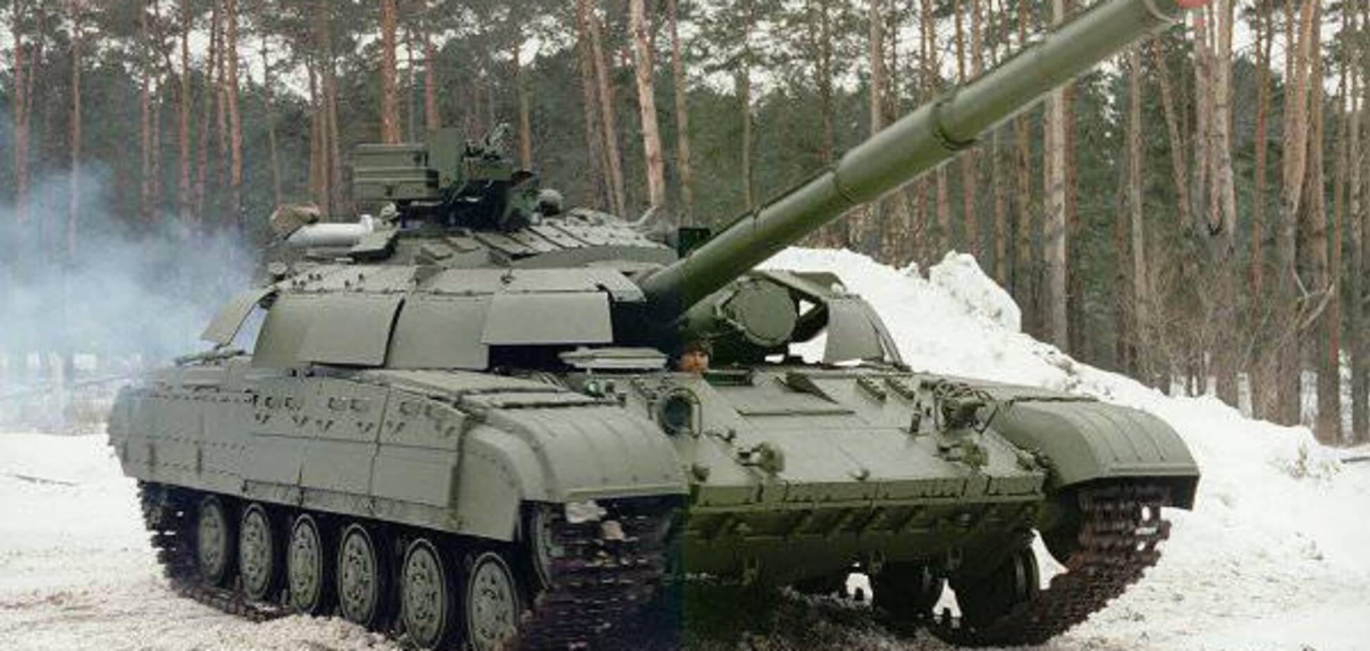 Танк Т-64 'Булат'