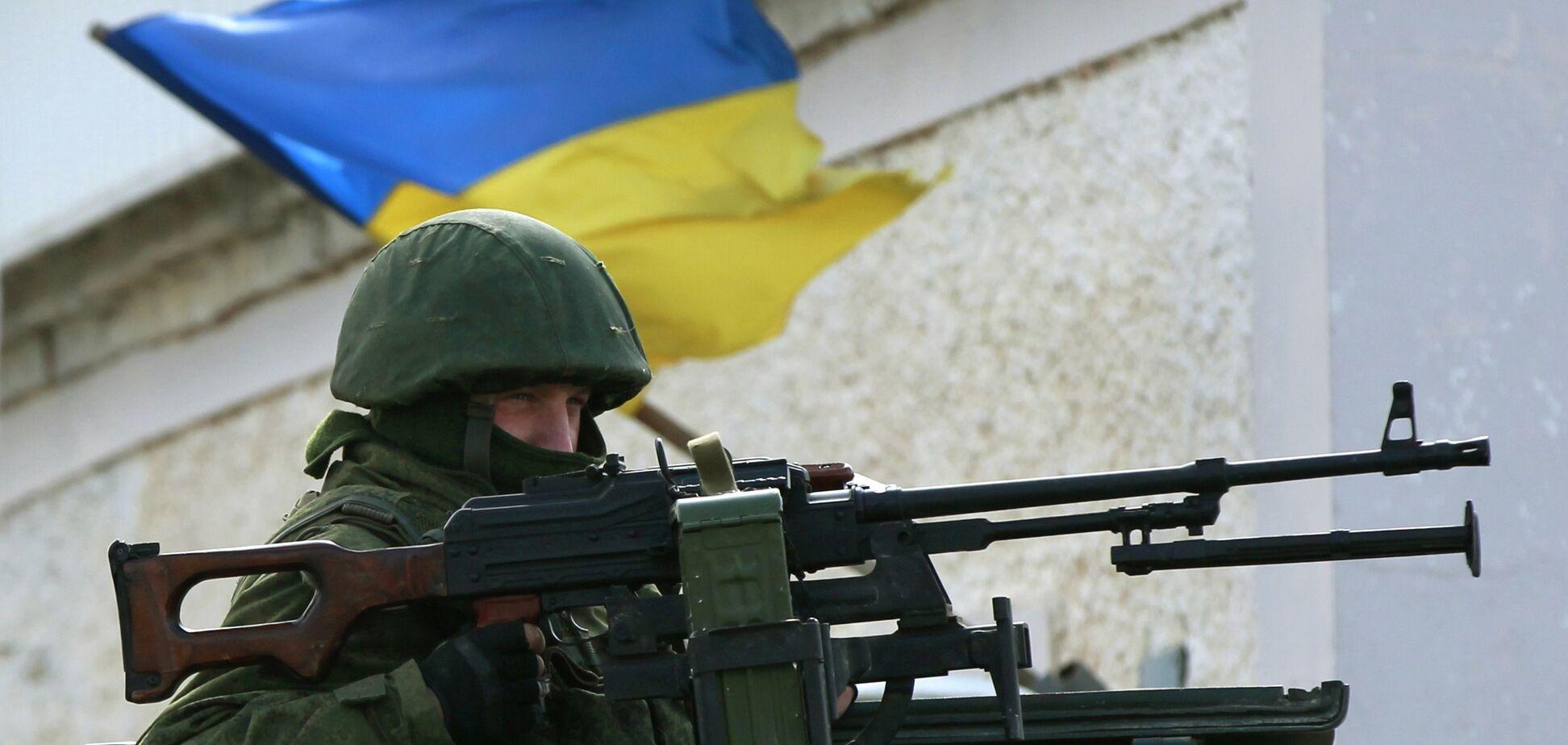 Генерал раскритиковал охрану украинских военных баз