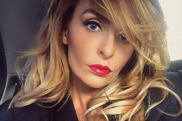 Выдворенная СБУ российская звезда возмутила сеть появленим на украинском ТВ