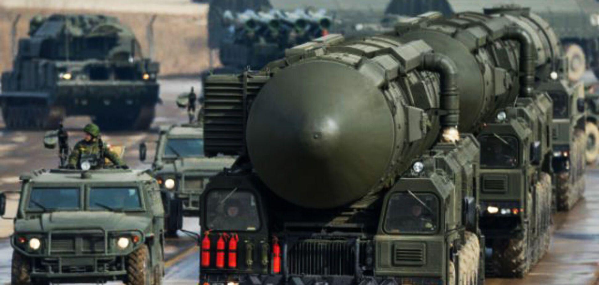 Кремль готовится к ядерной войне: в Украине указали на признаки