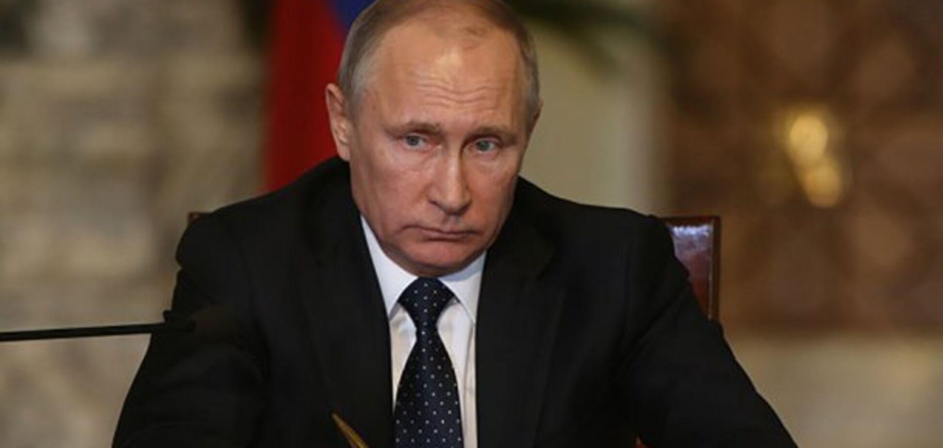 Путин беспомощен во всем, кроме как бомбить чужие страны
