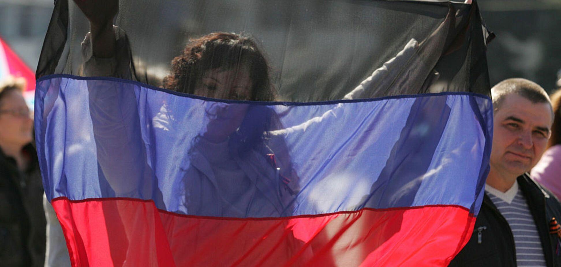 'Шакалы Путлера': в сети показали знаковое фото из захваченного Донецка