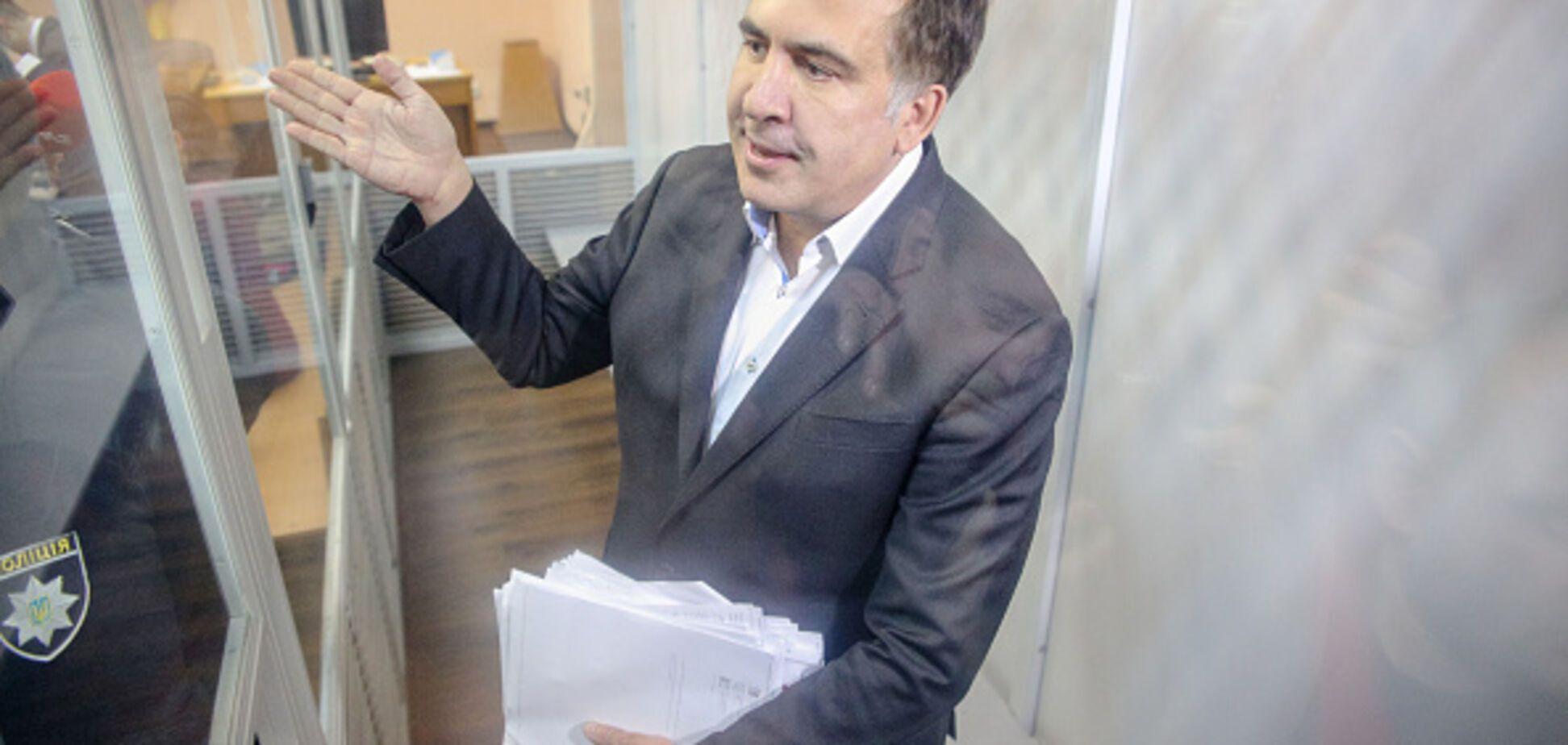 'Нас не касается': у Саакашвили ответили на вызов ГПУ на допрос