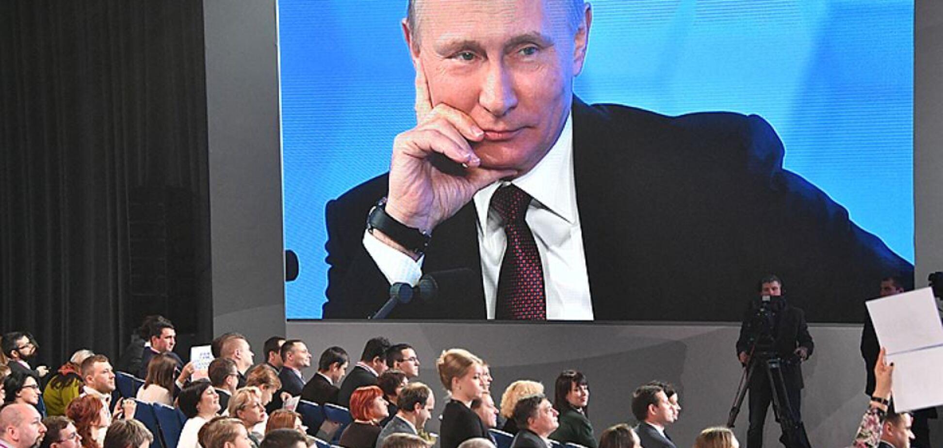 Никаких надежд на Путина нет