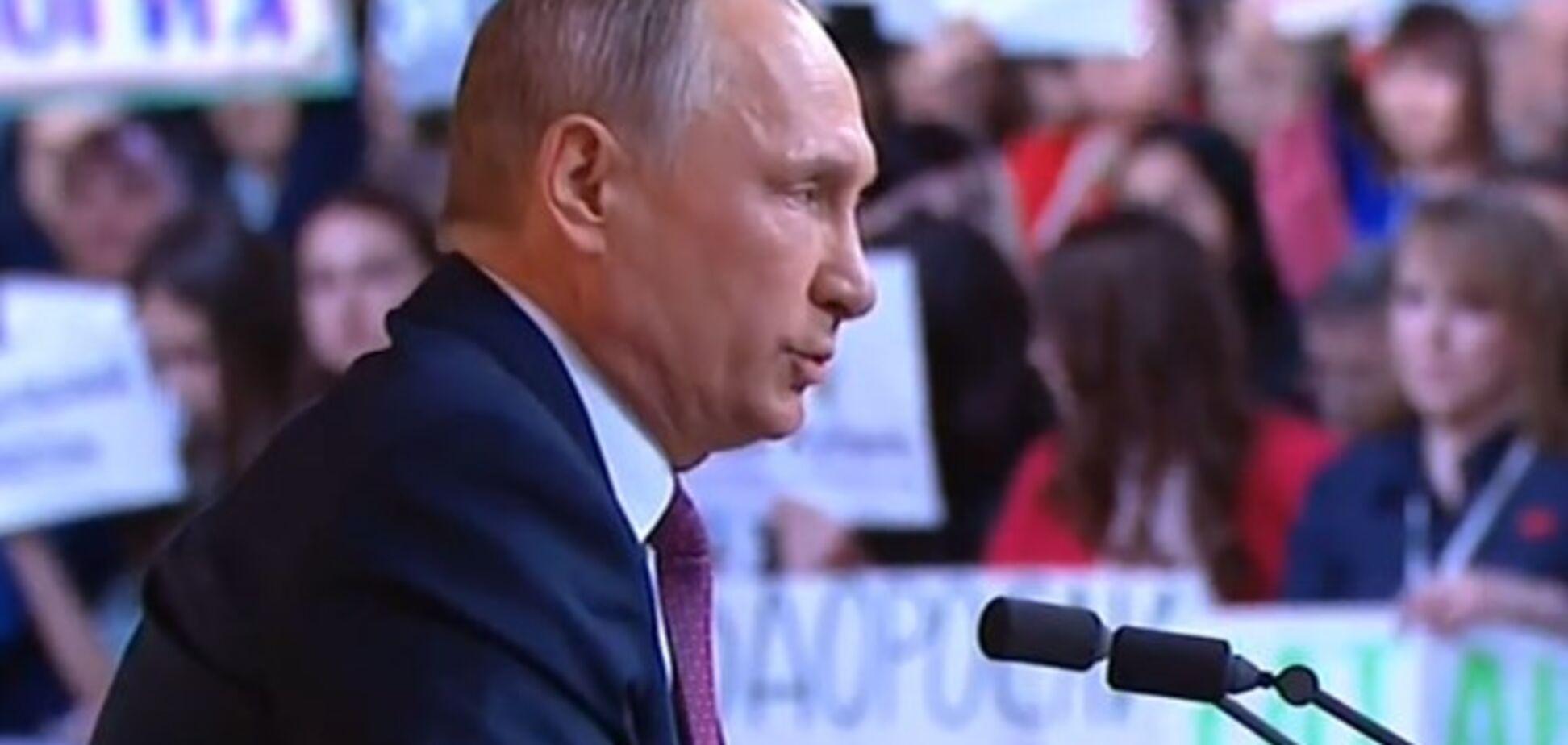 'Чьи вы будете': Путин раскрыл секрет своего участия в выборах