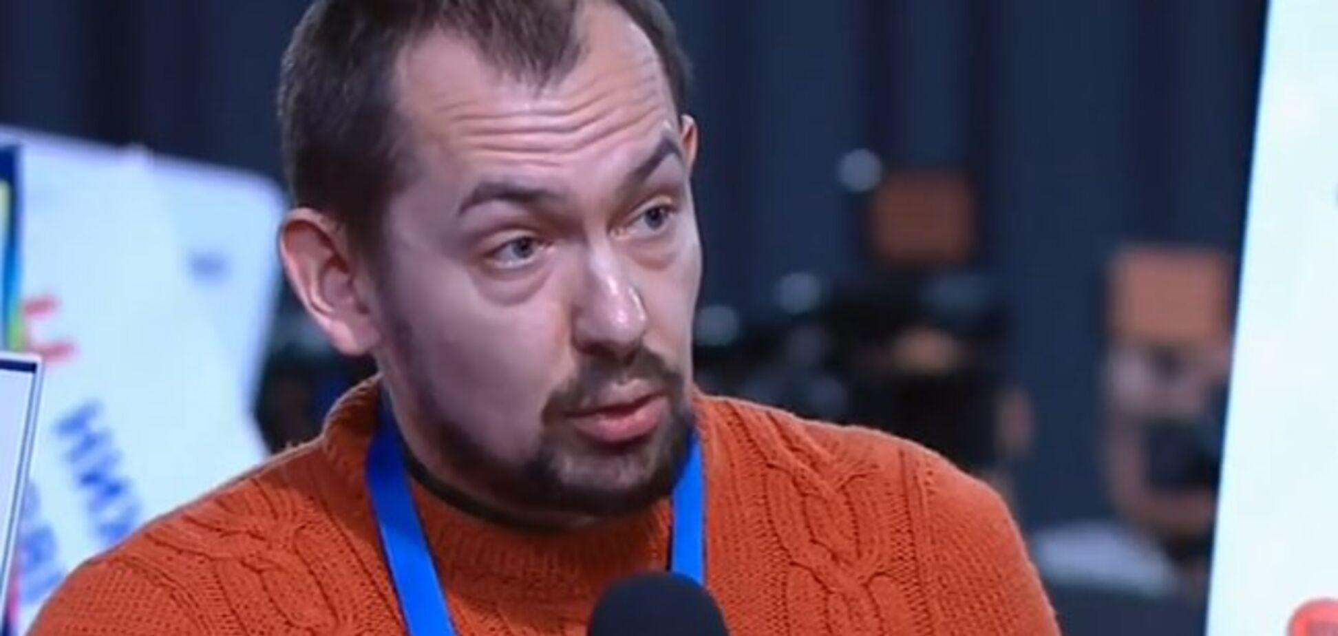 'Занимаетесь резней': украинский журналист привел зал в бешенство вопросом Путину
