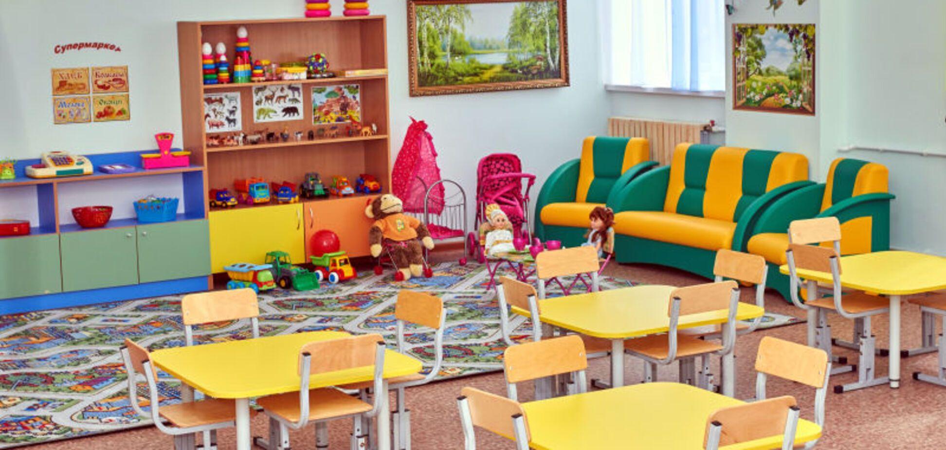 Дети ужинали: в Черкассах обвалился потолок в детсаду