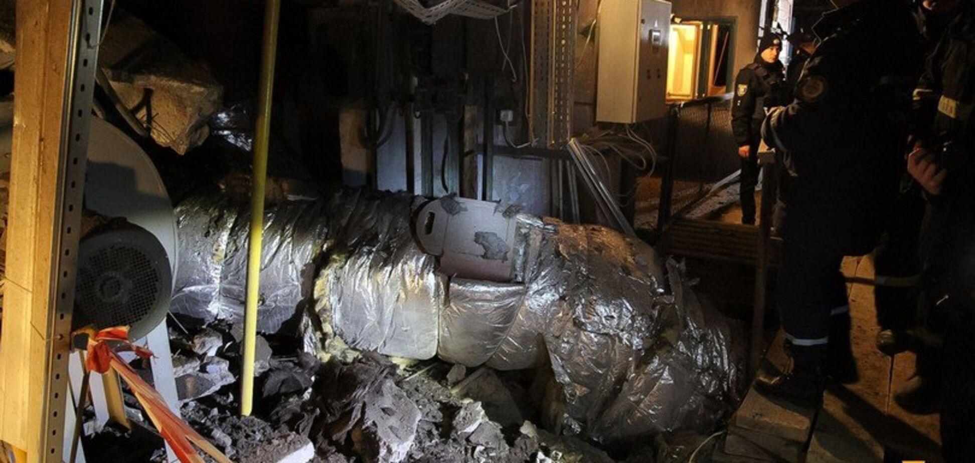 У Тернополі відбувся потужний вибух