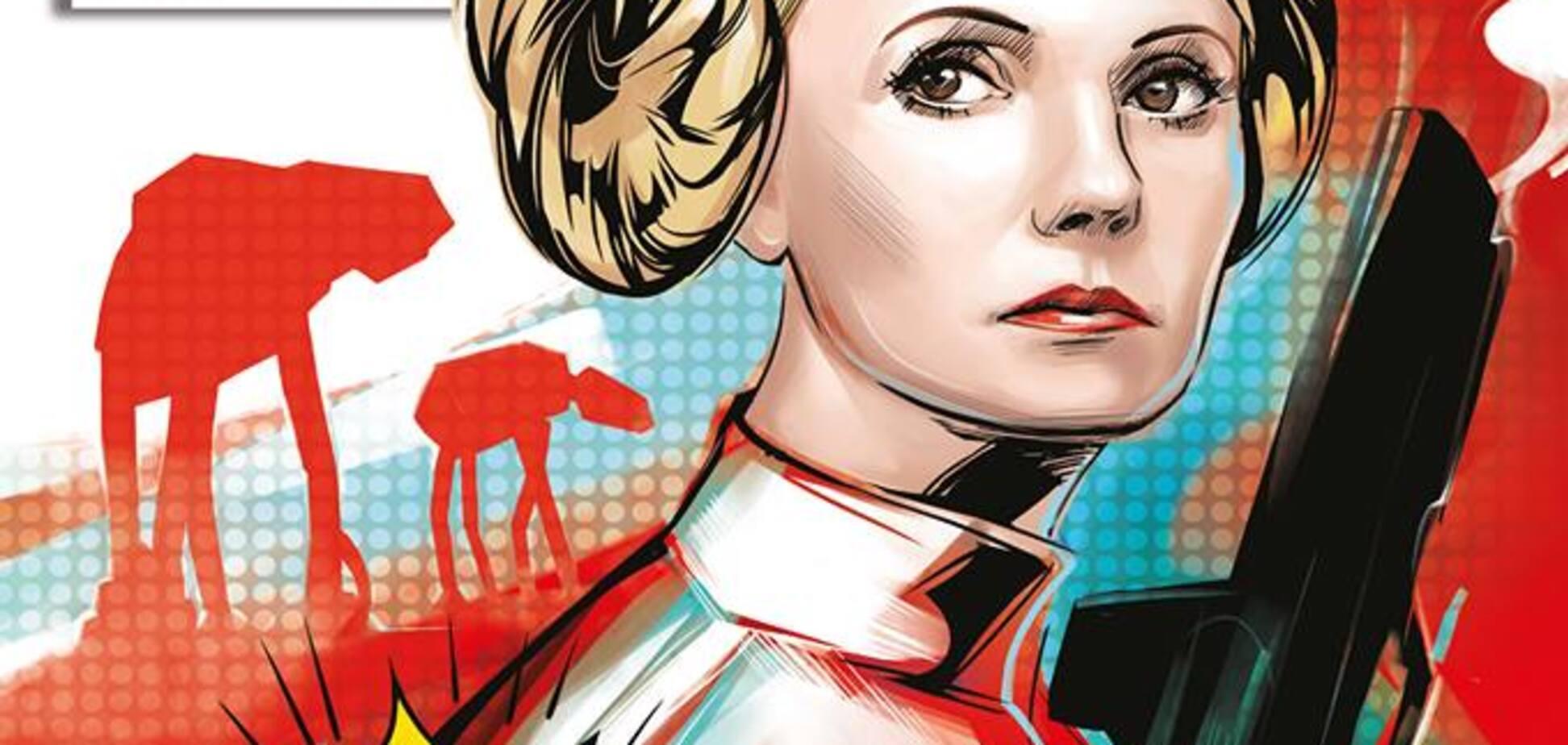 Победила Подервянского: в сети появился комикс с Тимошенко в стиле 'Звездных войн'