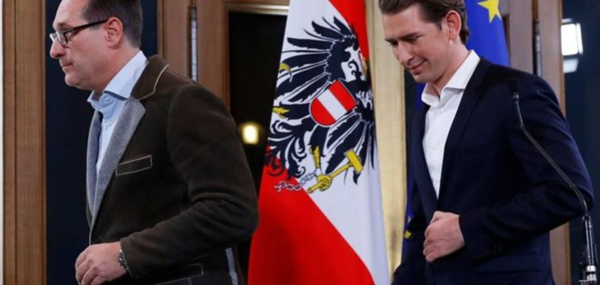 Єдині в ЄС: в Австрії консерватори створять коаліцію з союзниками Росії