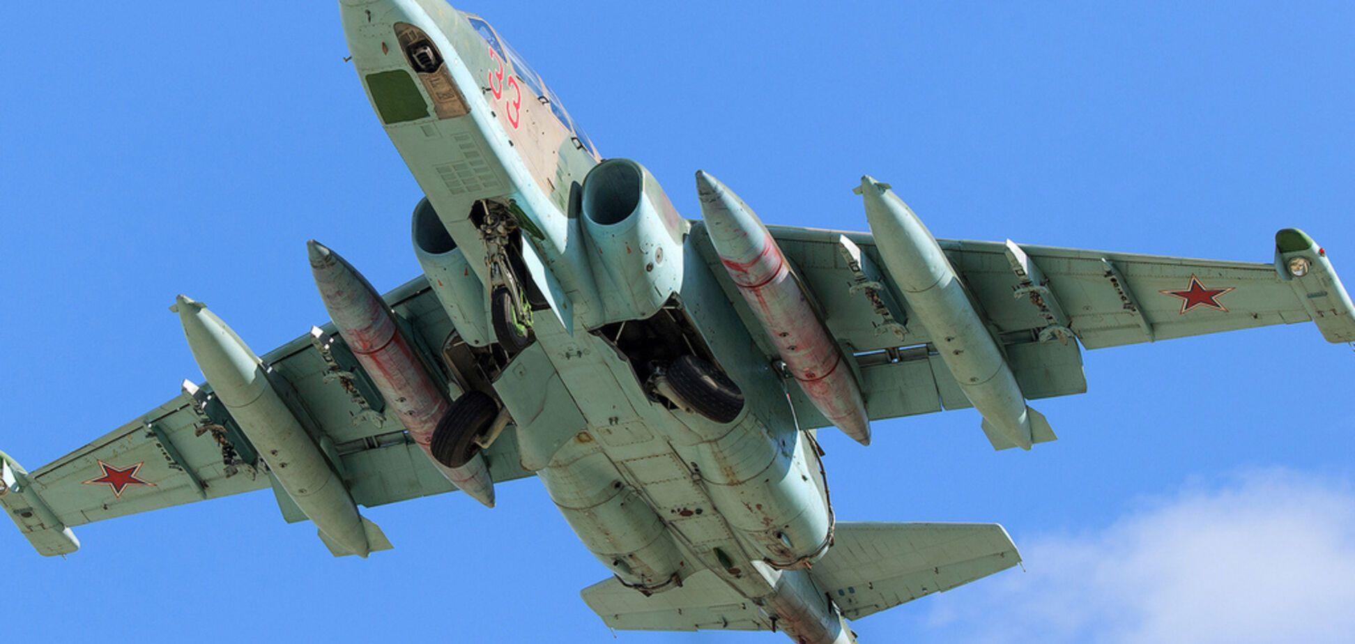 Предупредительные ракеты: истребители США перехватили российские штурмовики в Сирии