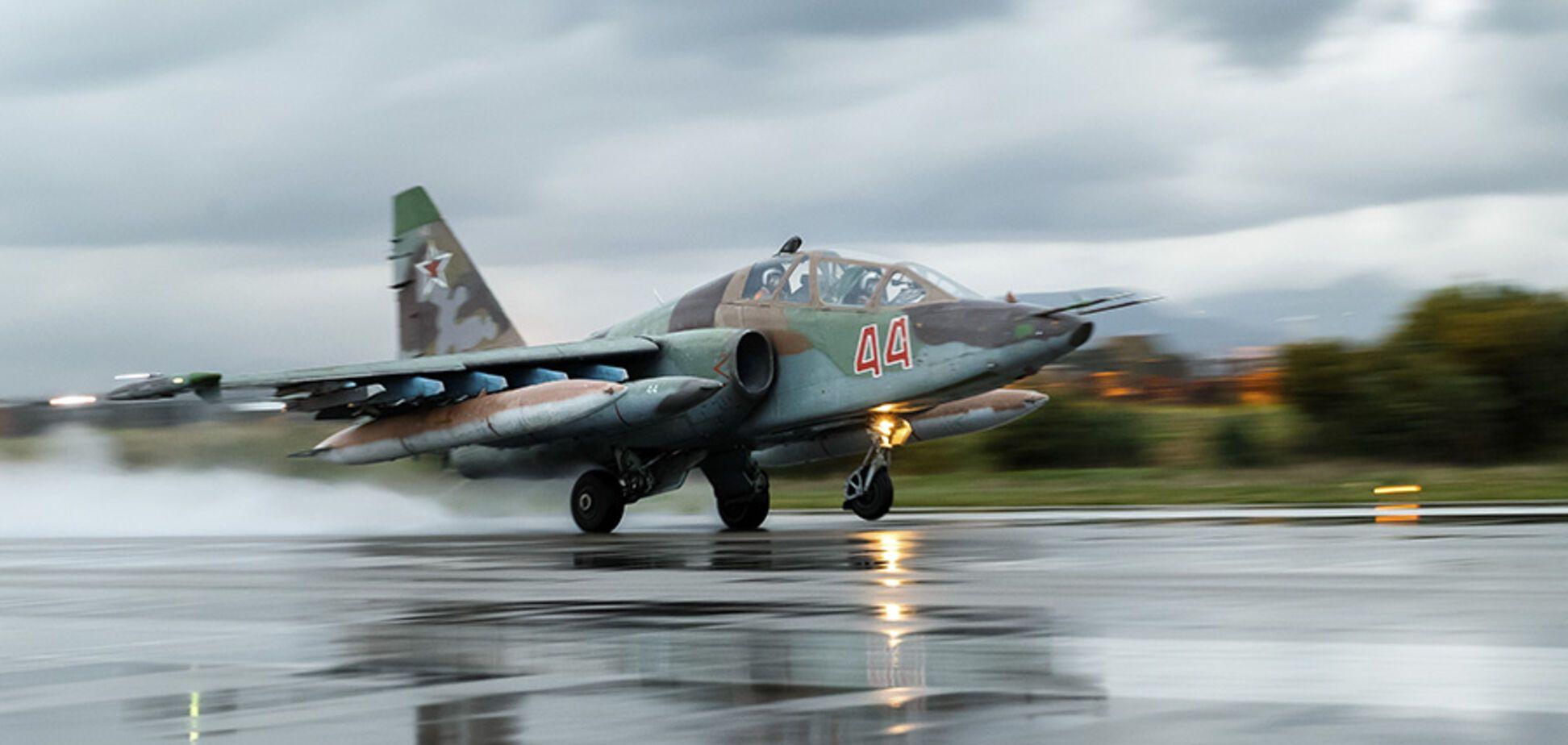 Перехоплення російських штурмовиків у Сирії: у Шойгу висловили свою версію