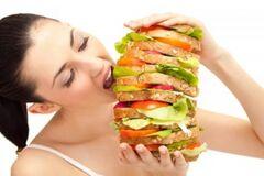 Никогда не переходите на низкокалорийную диету!