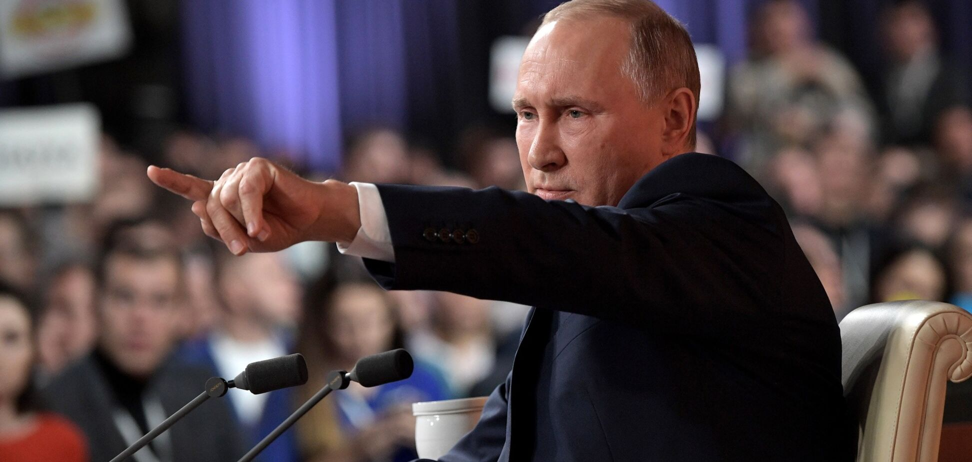'Медведев поздравил': Путину напророчили судьбу Усамы бен Ладена