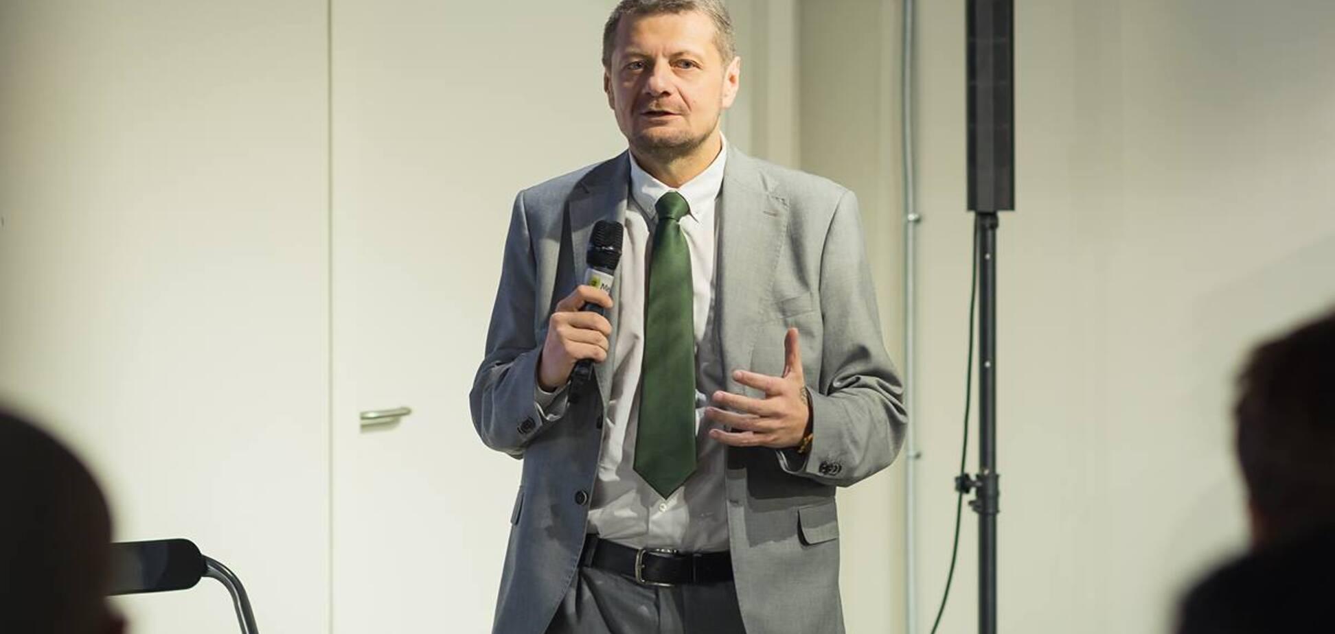 Мосийчук рассказал, кто превратил Гоструда в рэкетирскую структуру