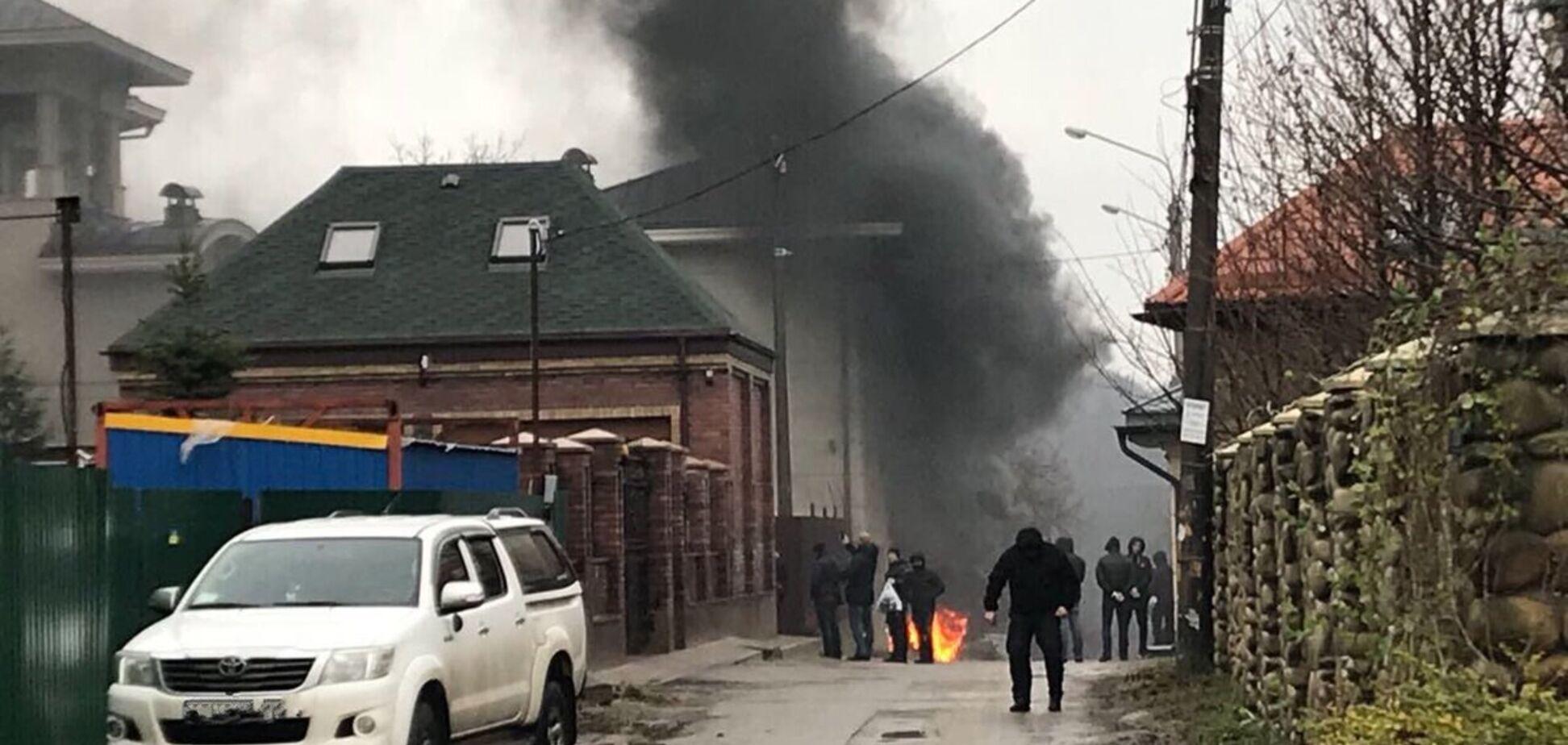 'Я громадянин Ізраїлю': екс-соратник Януковича відреагував на підпали в Києві