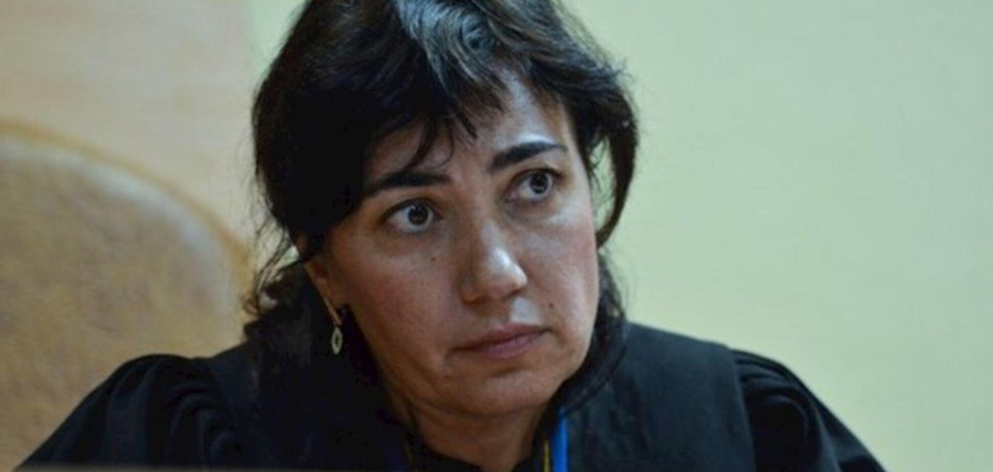 У судді, що відпустила Саакашвілі, виникли великі неприємності