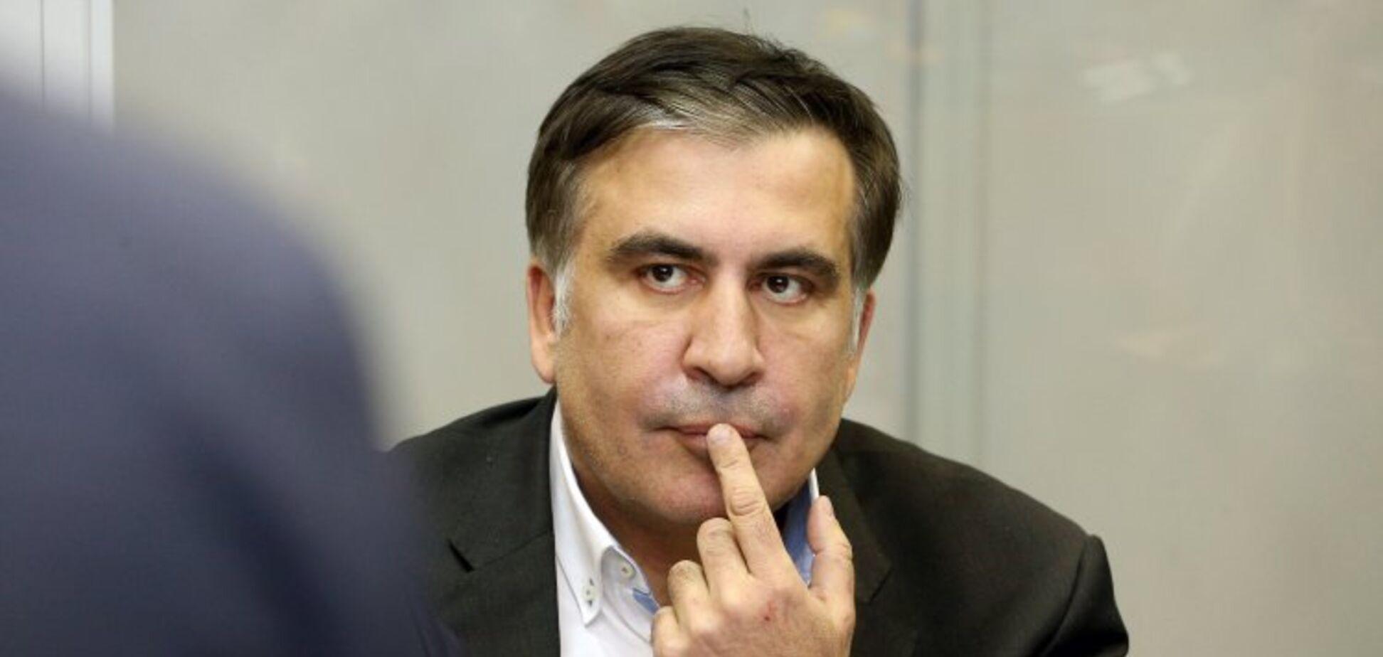 Саакашвили унизил украинского героя с Донбасса: его поставили на место