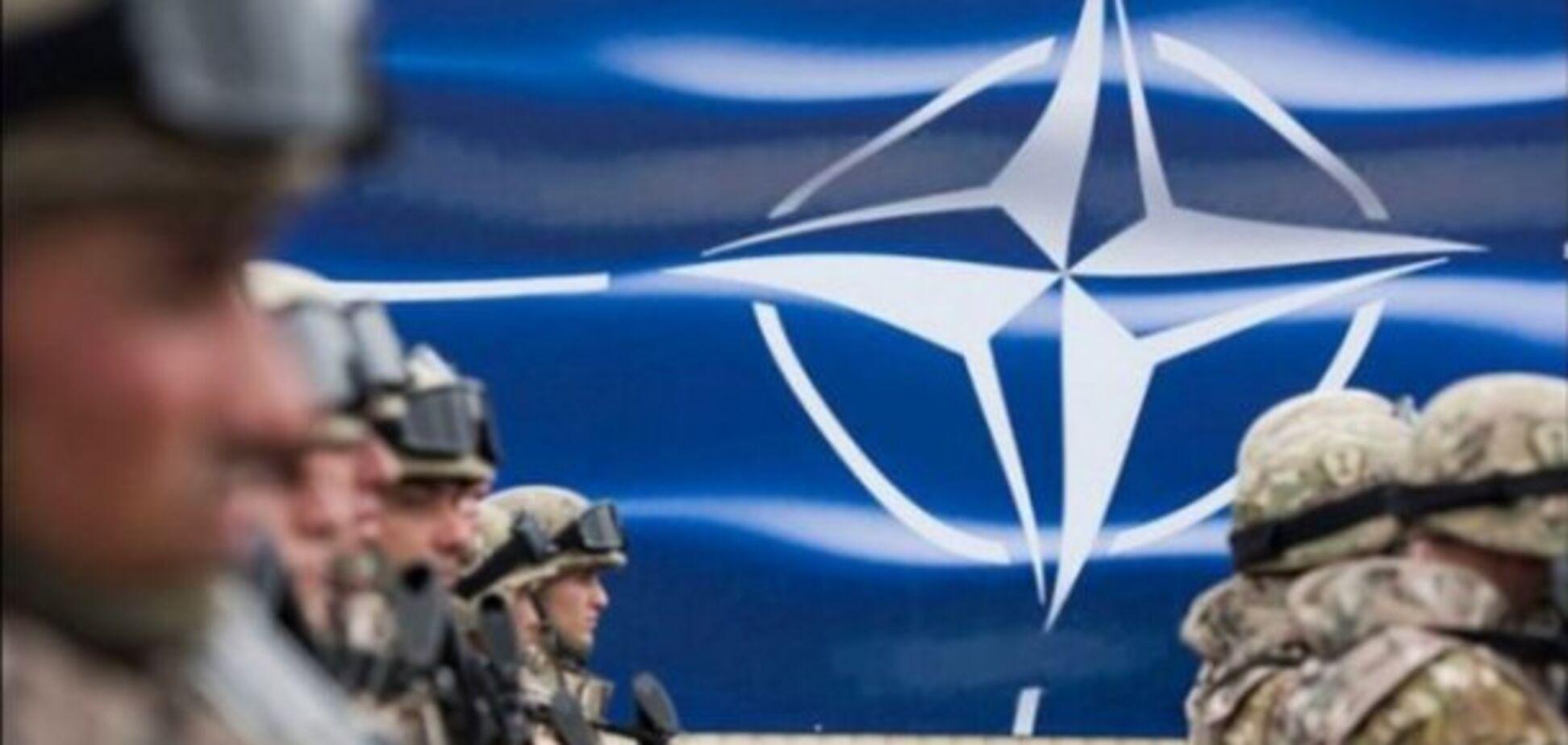 НАТО Україна