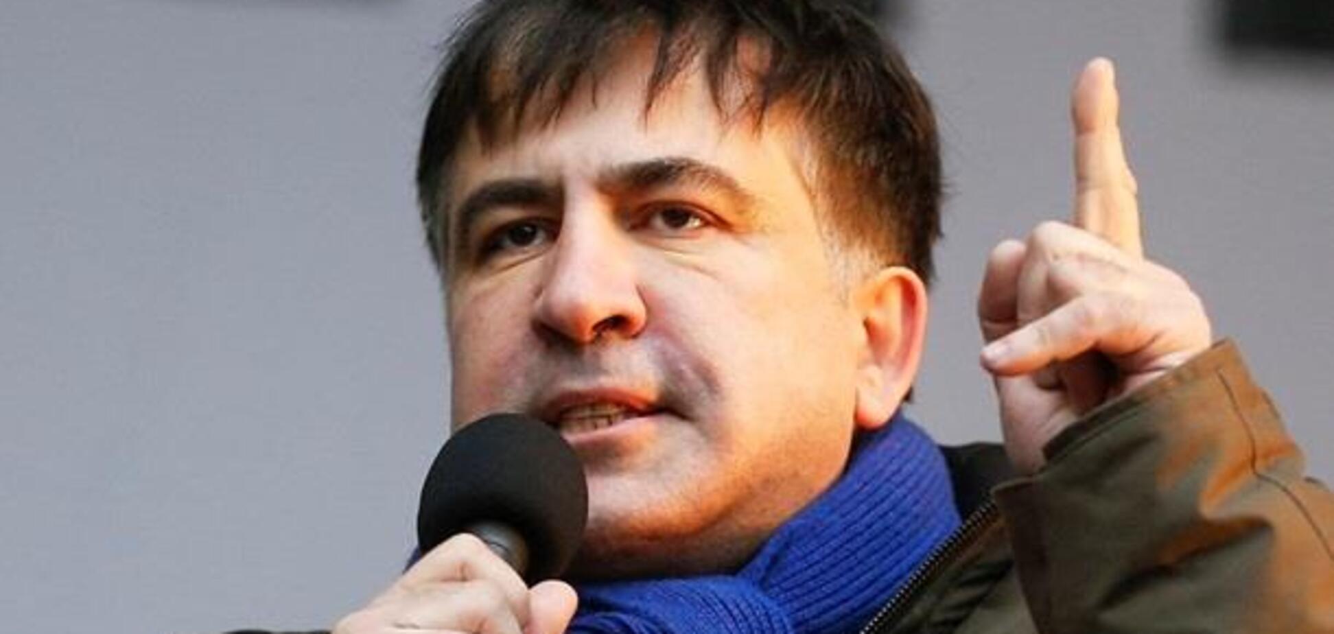 Саакашвили нужно выбросить на свалку и двигаться дальше