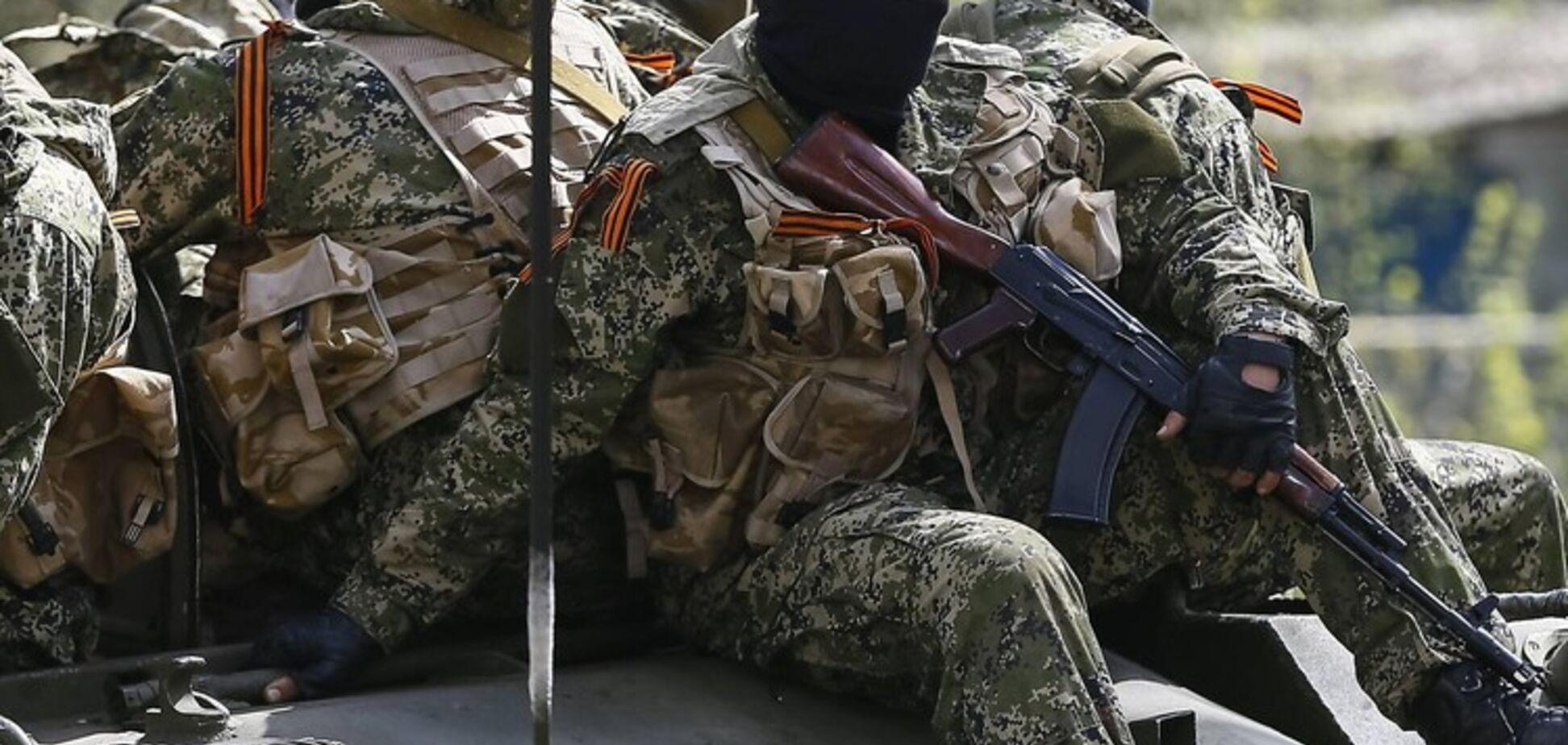 'Под украинскими флагами': в сети показали наемницу РФ, устроившую бойню на Донбассе