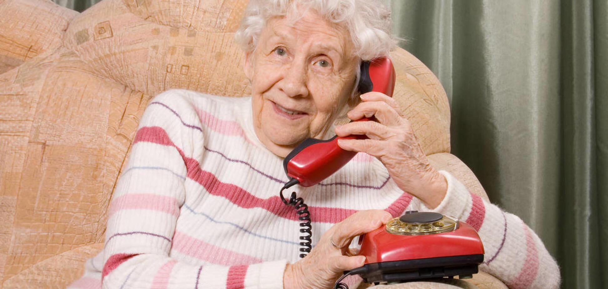 В Полтаві пенсіонерка 'розвела' телефонних шахраїв і здала їх поліції