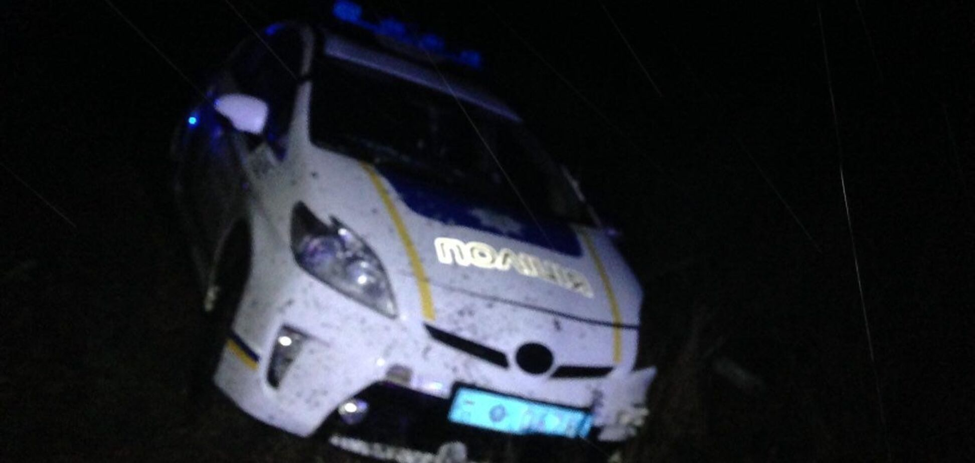 Под Николаевом полиция застрелила мужчину