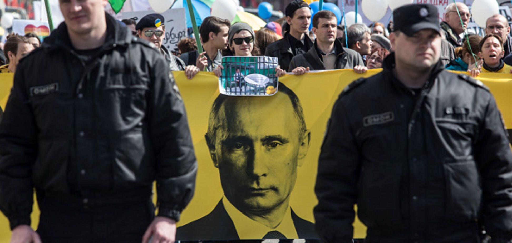 Как из сильной России сделать слабую Украину