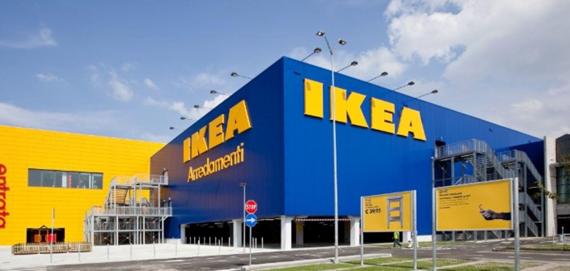 Икеа в Украине