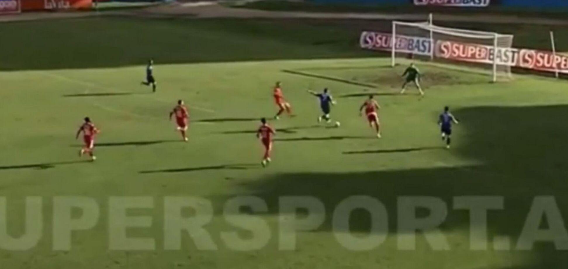 Албанський футболіст забив приголомшливий гол в стилі Мессі, обігравши пів команди суперника: відео шедевра