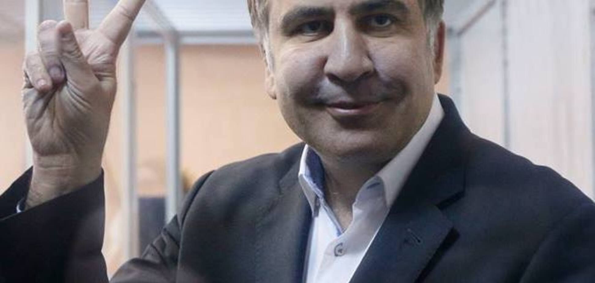 Неизвестно, что еще натворит: в Минюсте озвучили грозящий Саакашвили срок