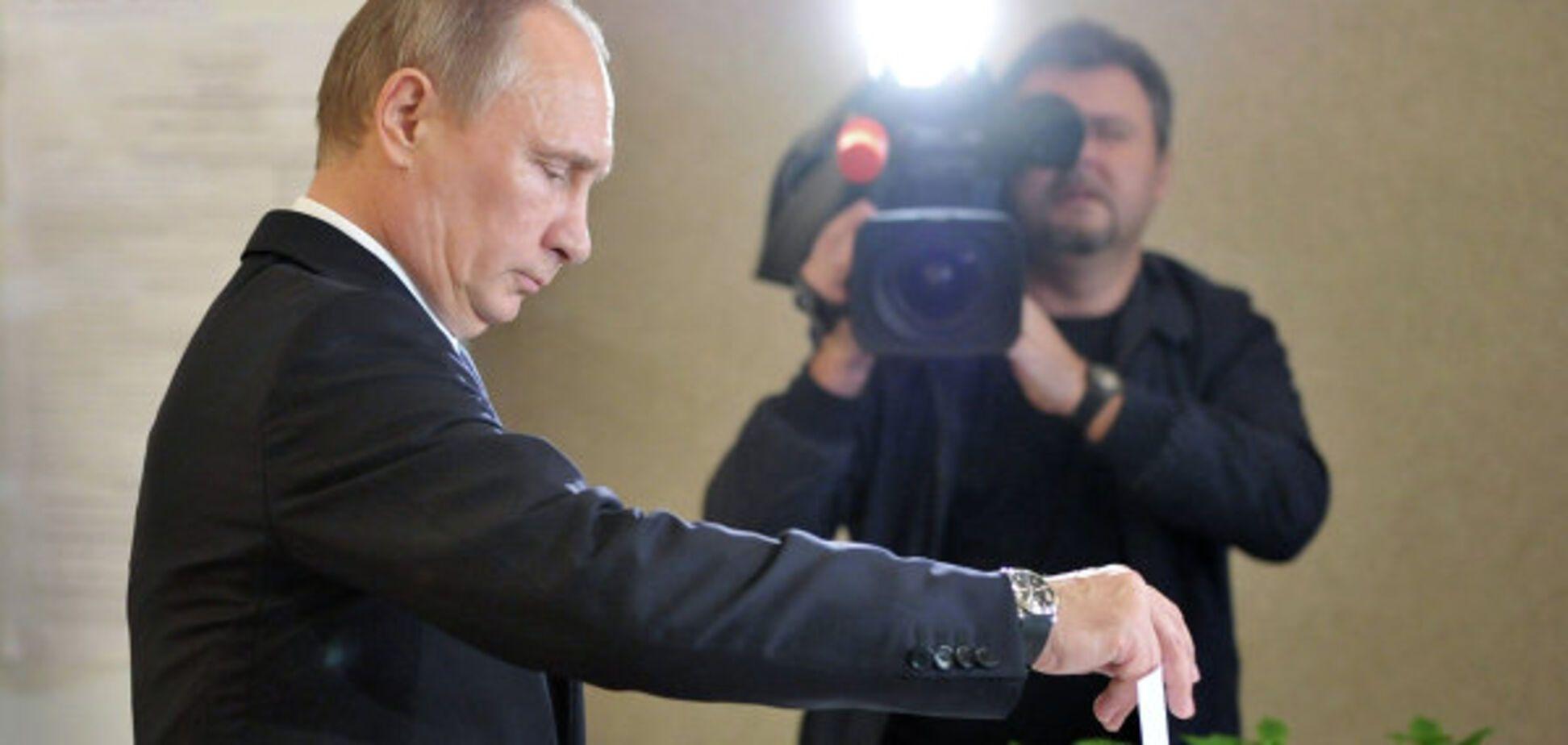 'Кремлівська ОЗУ': у Росії попросили не пускати Путіна на вибори