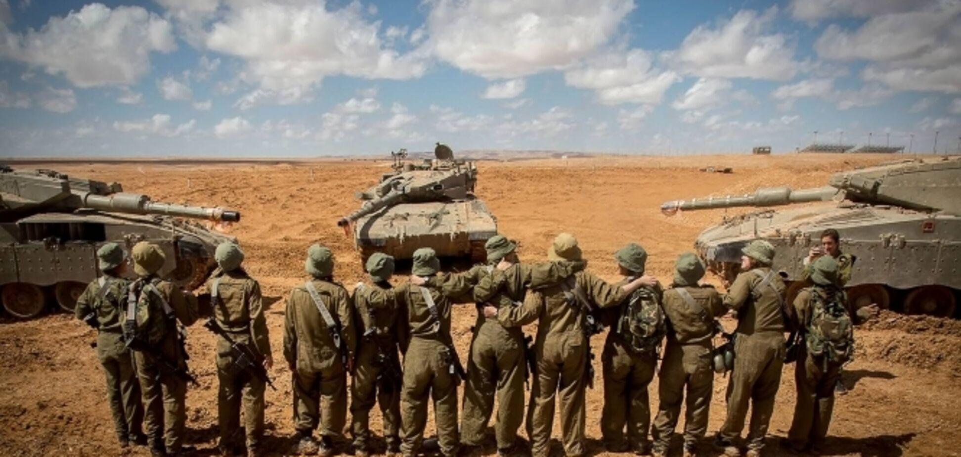 Немає сенсу нападати на таку країну, як Ізраїль