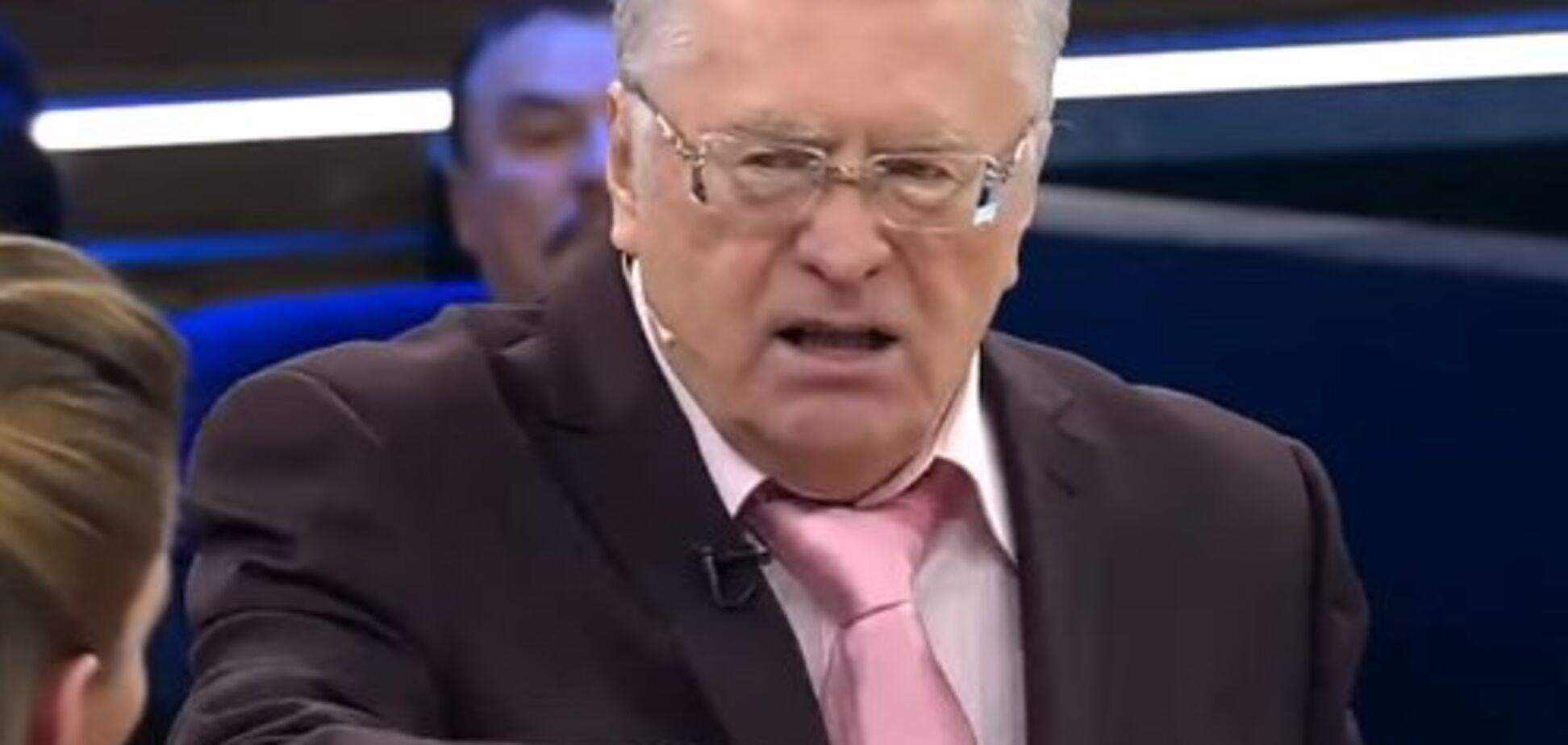 'Депутатов расстреляли!' Жириновский рассказал о 'геноциде русских' во Львове