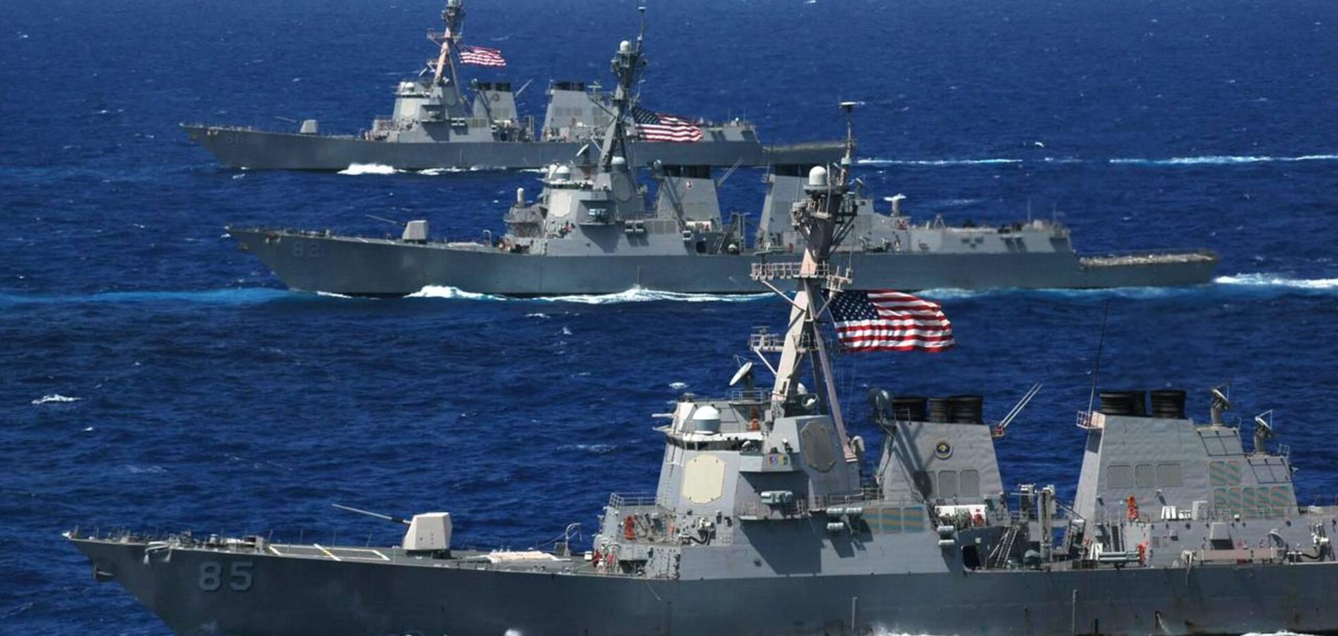 ВМС РФ не место в Крыму: в США пообещали новое поражение Кремля