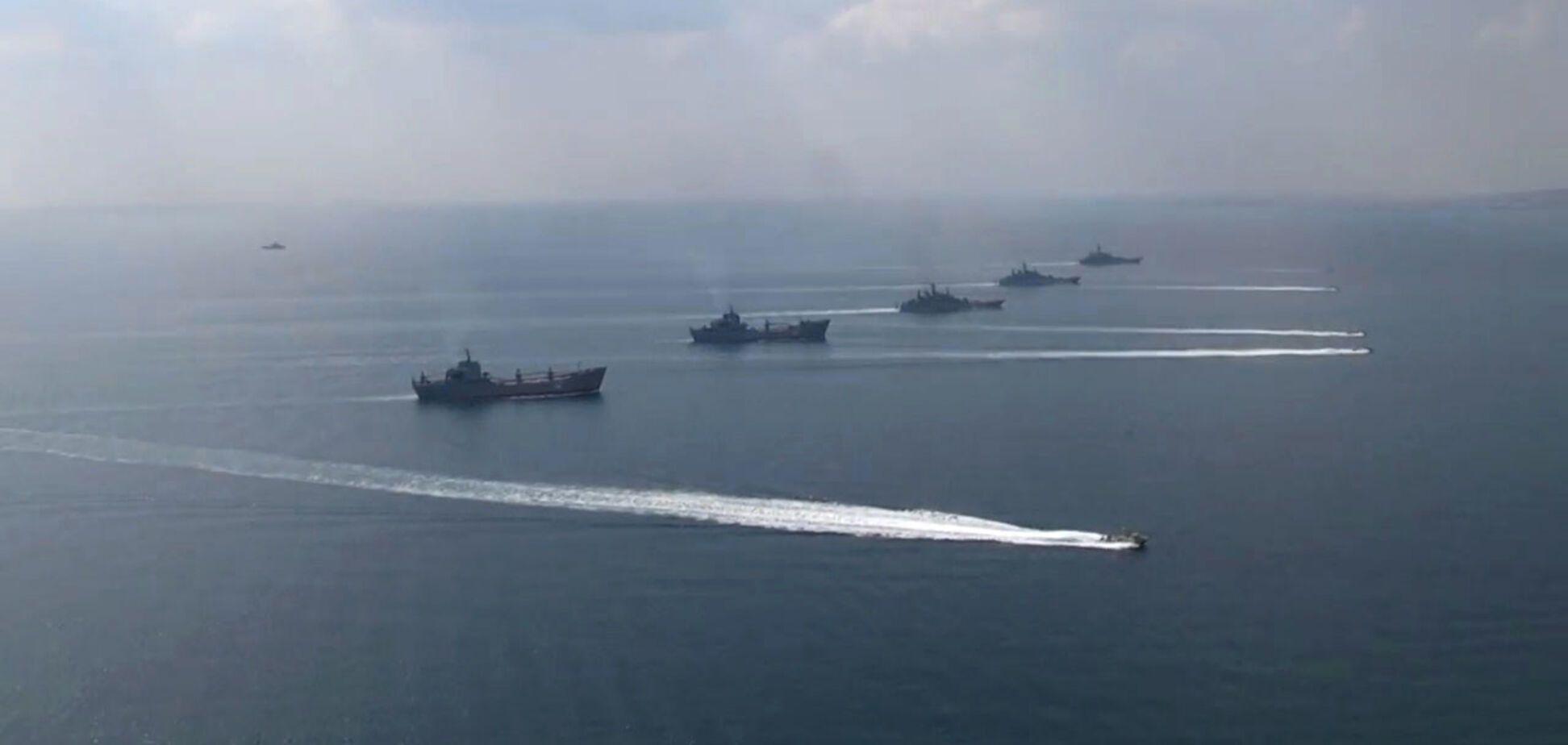 США призвали Украину к 'ползучему наступлению' в Черном море