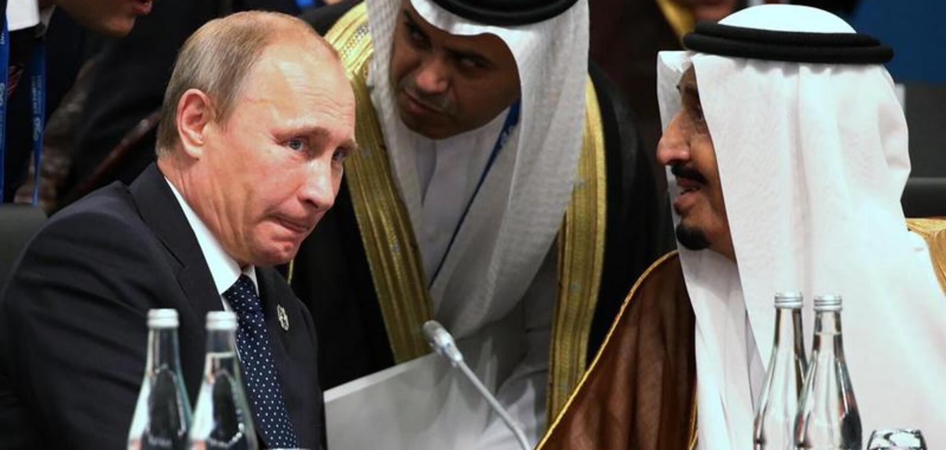 'Шестерочка' для Путина