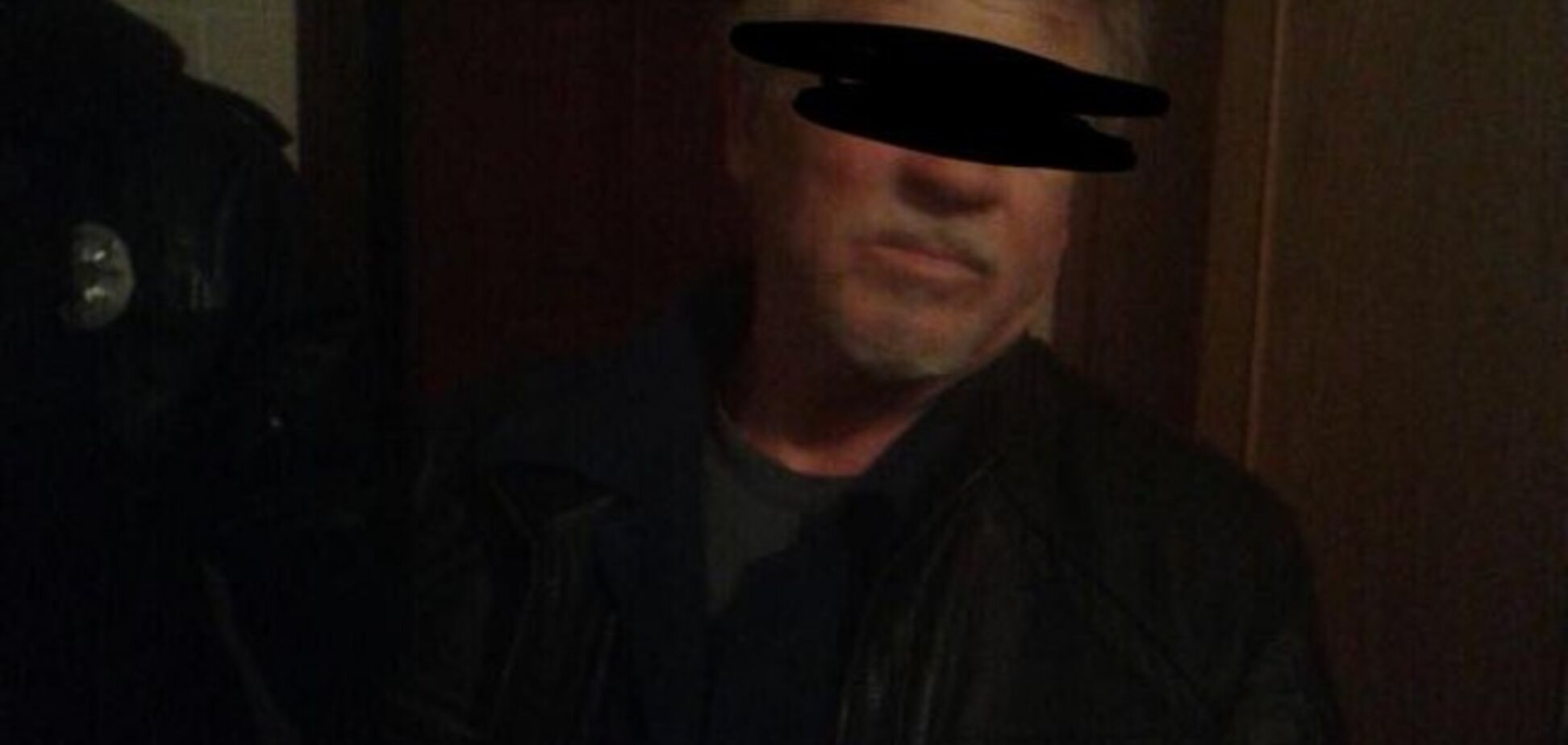 В Одесі п'яний моряк узяв заручників і поранив поліцейського