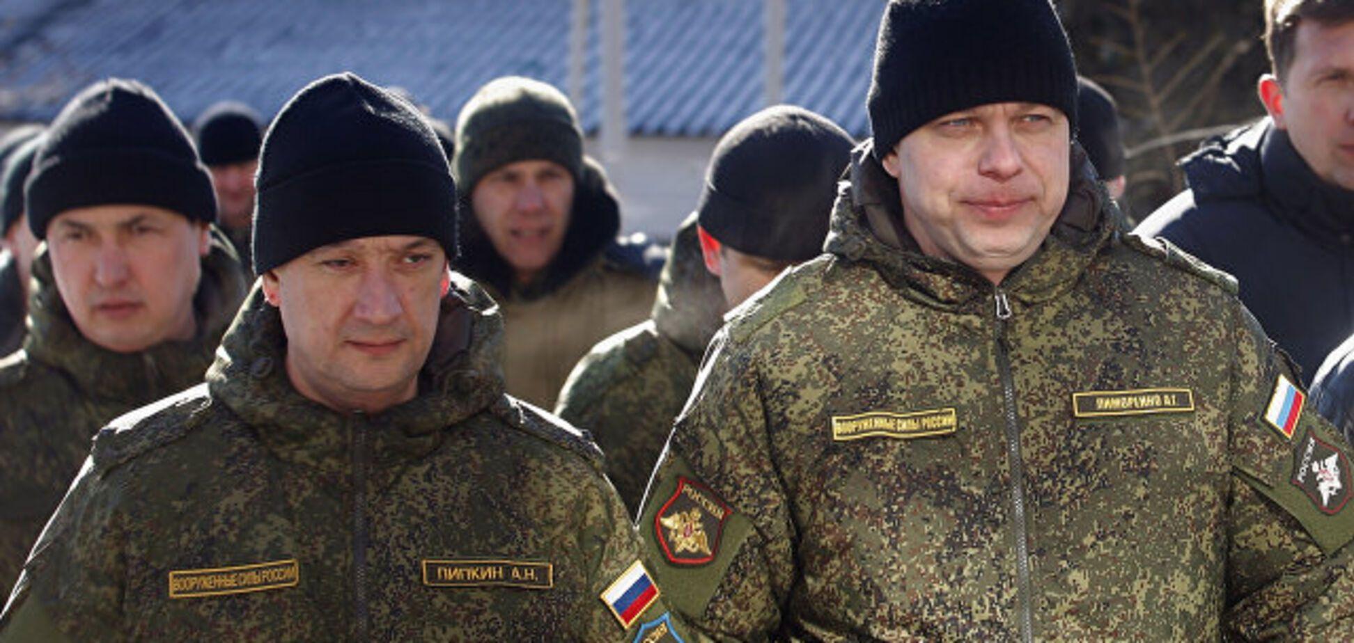 'Жорсткі умови': російські офіцери розповіли про жахи в Україні