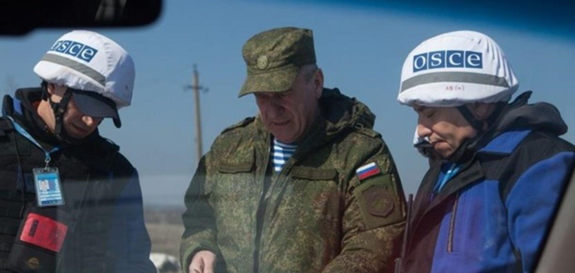 Російські офіцери покинули Донбас