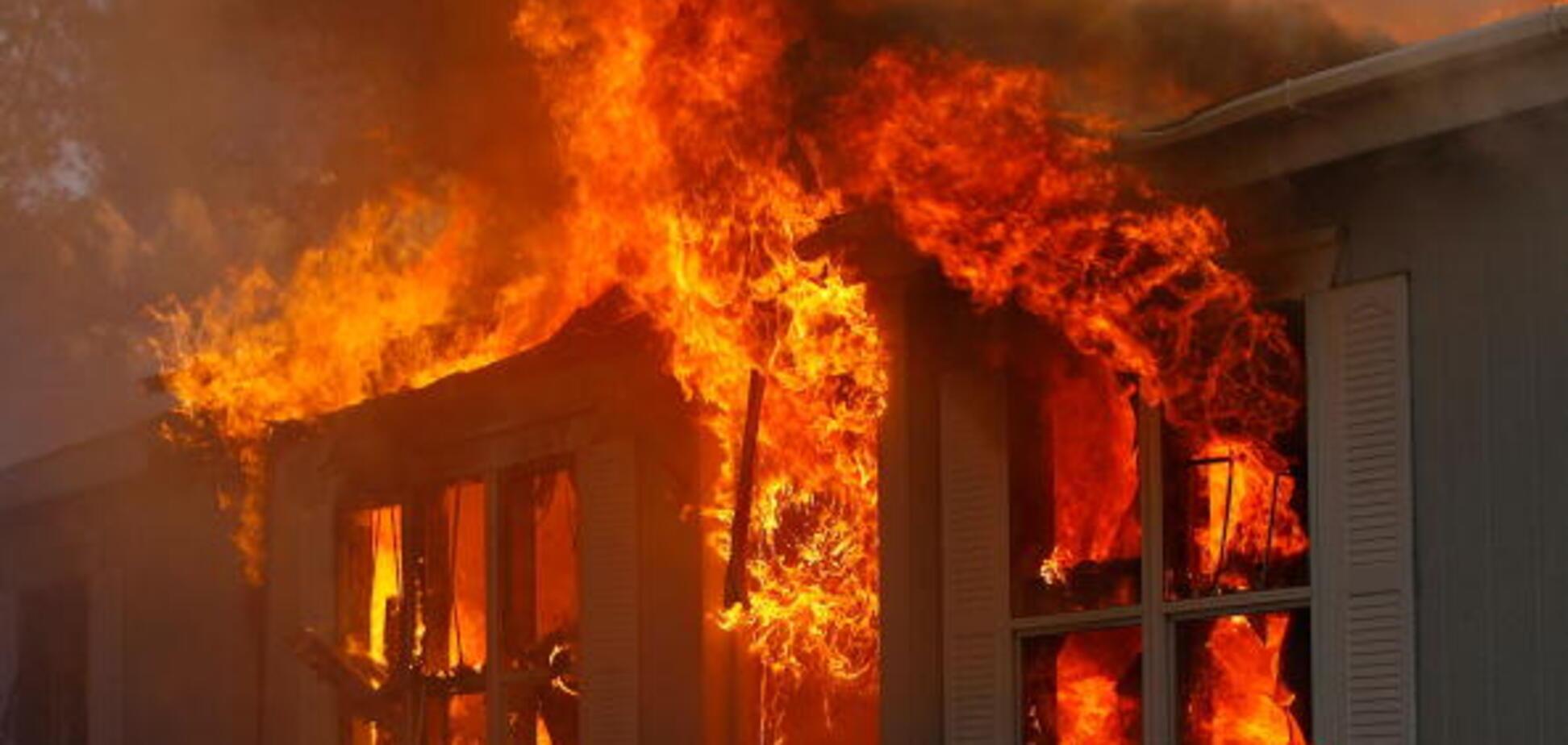 Матір, через яку живцем згоріли четверо дітей на Черкащині, відпустили: названа причина