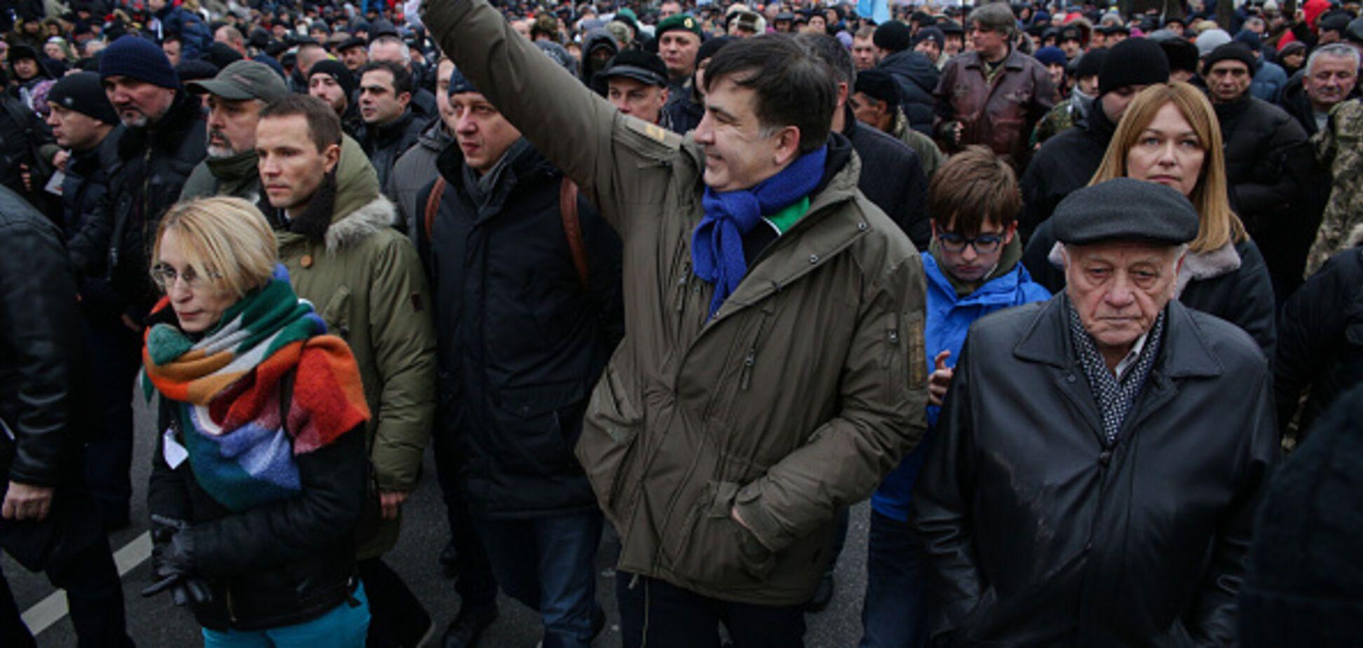 'Пророк Михо': в сети высмеяли 'заповеди' Саакашвили и Ко