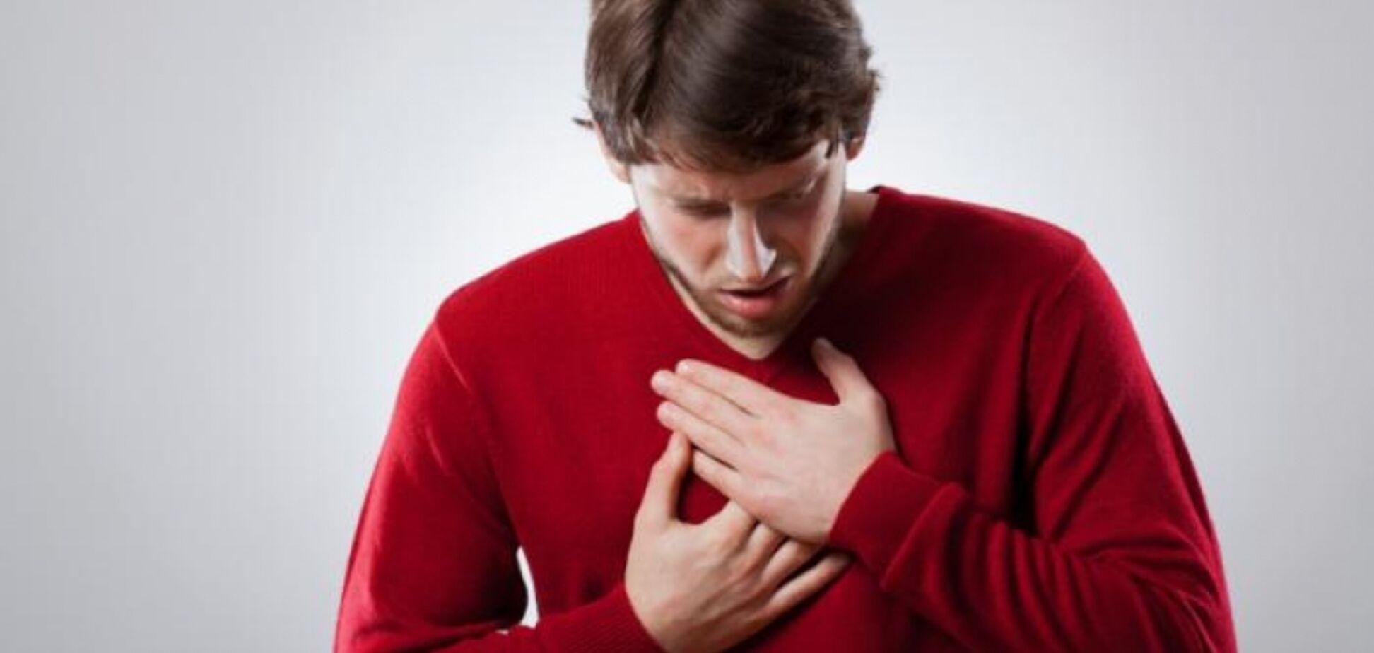 Коли допомогти нікому: що робити, якщо стався серцевий напад