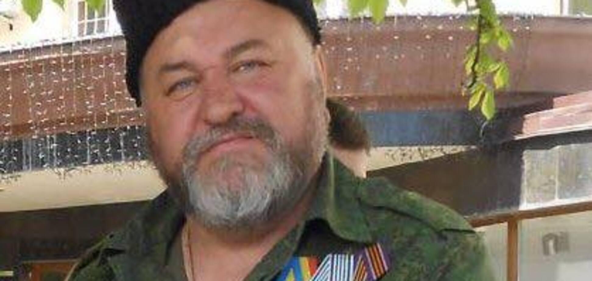 Вчасно не зупинили: у мережі вирахували козачого отамана, який воює за 'ЛНР'