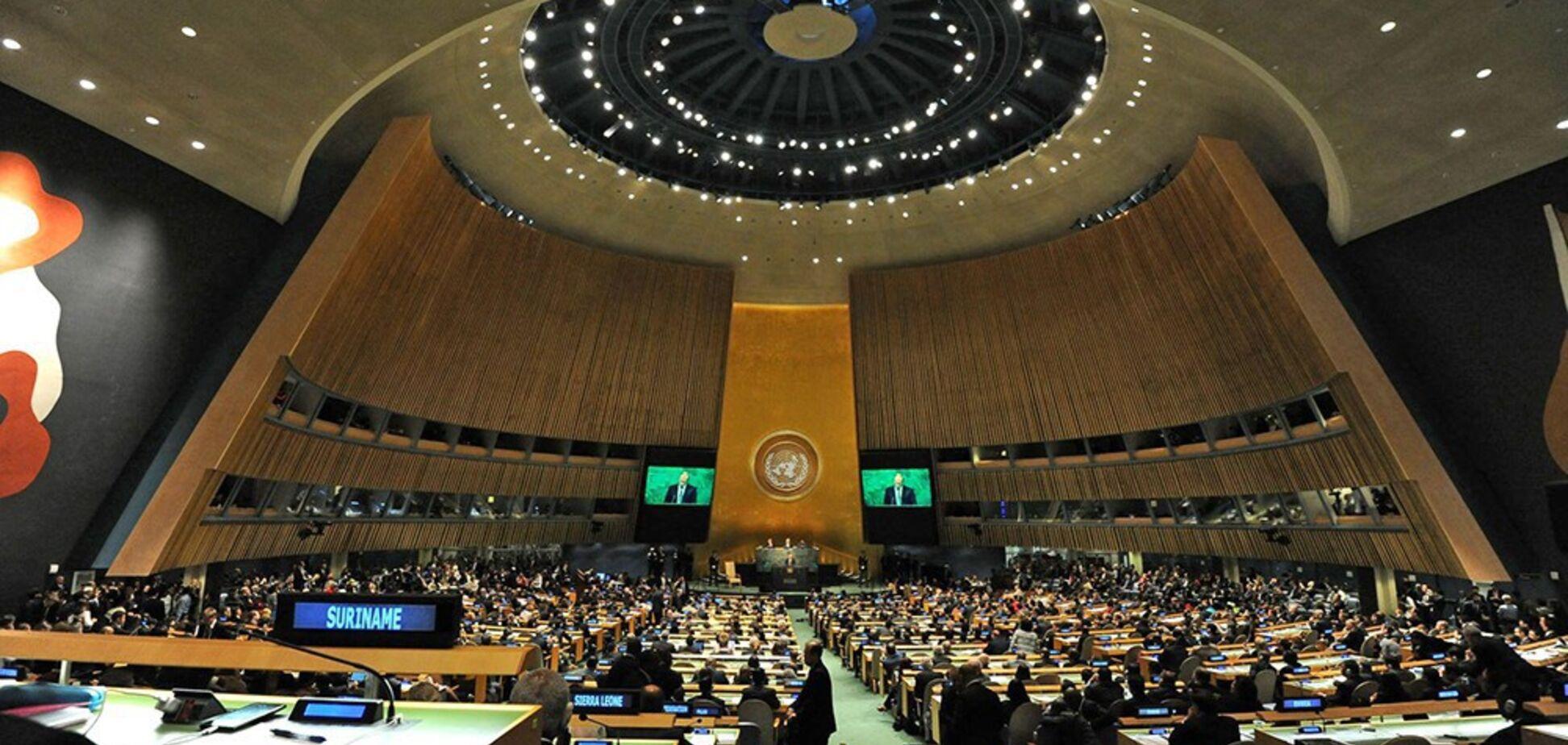 ''Боротьба триває!'' В ООН ухвалили історичну резолюцію щодо Криму